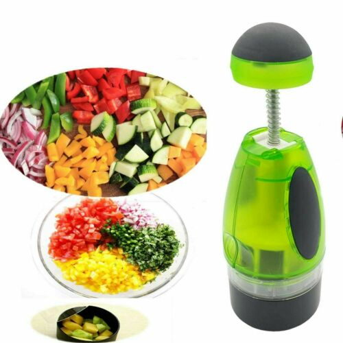 Easy Vegetable Chopper Slicer Choper Nuts Fruit Kitchen Tool Multi Function