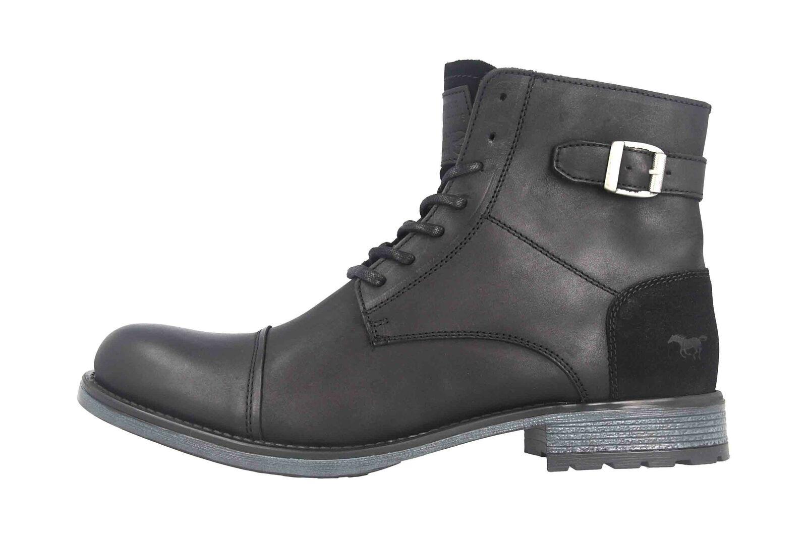 Mustang Shoes Slipper in Übergrößen große Damenschuhe Grau XXL