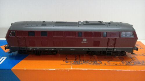 1 von 1 - Roco 4141C Diesel-Lok der DB BR 215 060-5 altrot Ep. IV/V neuwertig in OVP