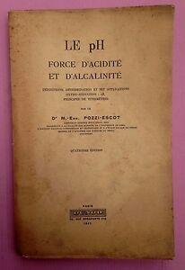 Le-pH-Force-d-039-acidite-et-d-039-alcalinite-Pozzi-Escot-DUNOD-1941