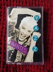 Yazz-Wanted-Cassette