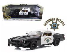 1979 CHEVY CAMARO Z/28 CALIFORNIA HIGHWAY PATROL CHP GREENLIGHT 1/18