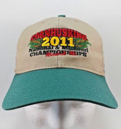 2011 Missouri State and National Cornhusking Champ