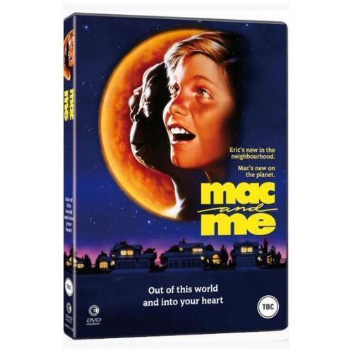 Mac and Me [1988] - DVD NEW & SEALED - UK Edition - Christine Ebersole