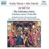 1 of 1 - Schütz: Christmas Story -  Audio CD