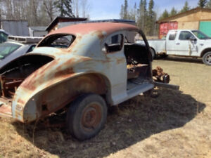 1948 Chevy Coupe Project Car