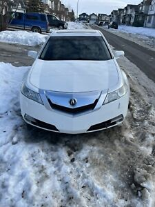 2011 Acura TL technolgy package