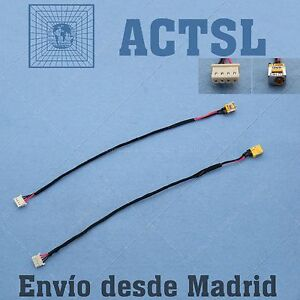 Conector DC Power Jack para ACER EXTENSA 5235 (with cable) zKoajJvZ-09114100-542786686