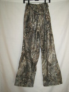 Mossy-Oak-Duck-Blind-Waterproof-Duck-Hunting-Pants-Men-039-s-M