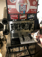 Commercial Icee Machine