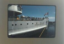 Original 35 mm Slide Ship SS Princess Marguerite II 1986 Seattle Vancouver Photo