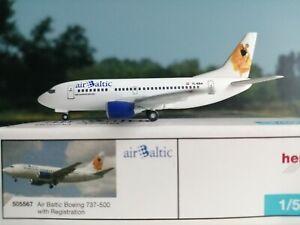 Herpa-Wings-1-500-505567-4013150505567-Air-Baltic-Boeing-737-500-YL-BBA