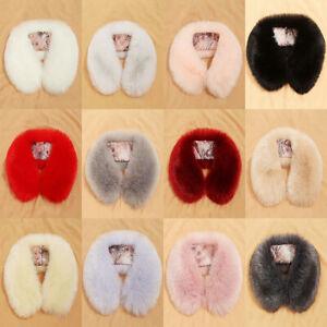 UK-Fur-Faux-Shawl-Stole-Soft-Wrap-Scarf-Ladies-Winter-Shrug-Neck-Warm-Collar-Hot