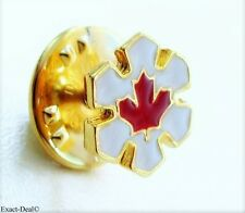 Canadian The Companion of the Order of Canada Medal  Golden Lapel Pin