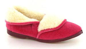 Ladylove 4way Rose Farbe Umgeschlagen Kunstfell Fleece Hausschuhe GläNzend Damenschuhe