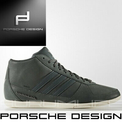 Adidas Porsche Design Sport 360 MID Bounce S New Mens Gray Shoes S76105 NEW | eBay
