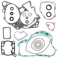 Complete Gasket Kit W/ Oil Seals Suzuki Rm125 125cc 2001 2002 2003