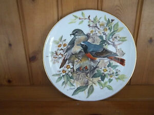 LOVELY TIRSCHENREUTH LTD EDN WWF PLATE 034 COMMON REDSTART 034  URSULA BAND - <span itemprop=availableAtOrFrom>Gloucester, Gloucestershire, United Kingdom</span> - LOVELY TIRSCHENREUTH LTD EDN WWF PLATE 034 COMMON REDSTART 034  URSULA BAND - Gloucester, Gloucestershire, United Kingdom