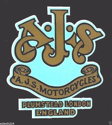 VELOCETTE MOTORCYCLES Vinyl Decal Sticker FUEL TANK CAFE RACER INDIAN ARIEL HOG