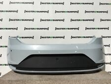 SEAT LEON CUPRA FR 2013-2016 REAR BUMPER IN BLUE WITH DIFUSIOR [O24]