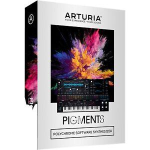 Arturia Pigments 2 Original License