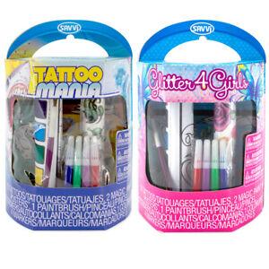 Savvi-Kids-Activity-Kit-Markers-Tattoos-Stickers-amp-More