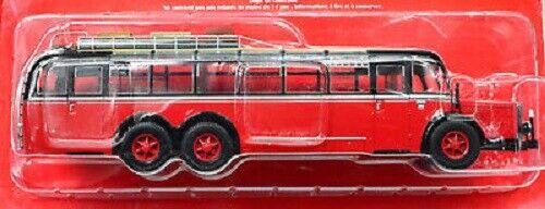 Mercedes O10000 Vintage Bus Bus Bus 1 43 Modelo por IXO Hachette Nuevo En Blister 1dce19