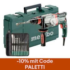 Metabo Elektronik-Multihammer UHEV 2860-2 Quick Set inkl. 10 tlg. SDS Satz
