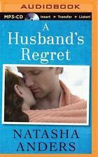 An Unwanted Novel: A Husband's Regret 2 by Natasha Anders (2015, MP3 CD,...