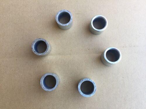 Lot of 6 Bushings fits all Flex Coupler Pads 00771287, 1535275, 10-038