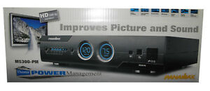 Details About New Panamax M5300 Pm Conditioner Surge Protection For Home Theater