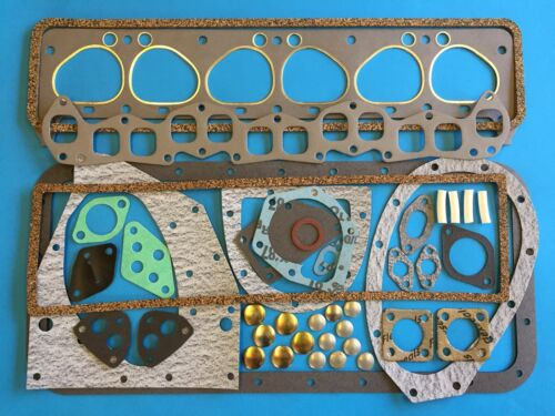Drop Head Coupe /& Consort Full Engine Gasket Set Daimler DB18 Saloon
