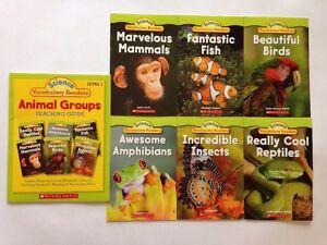 Animals-Science-Childrens-Books-Leveled-Readers-Level-J-K-Teaching-Guide