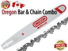 """Oregon 20"""" Pro-lite Chainsaw Bar & Chain 200SLHD176+72LPX070G Fits Echo Poulan"""