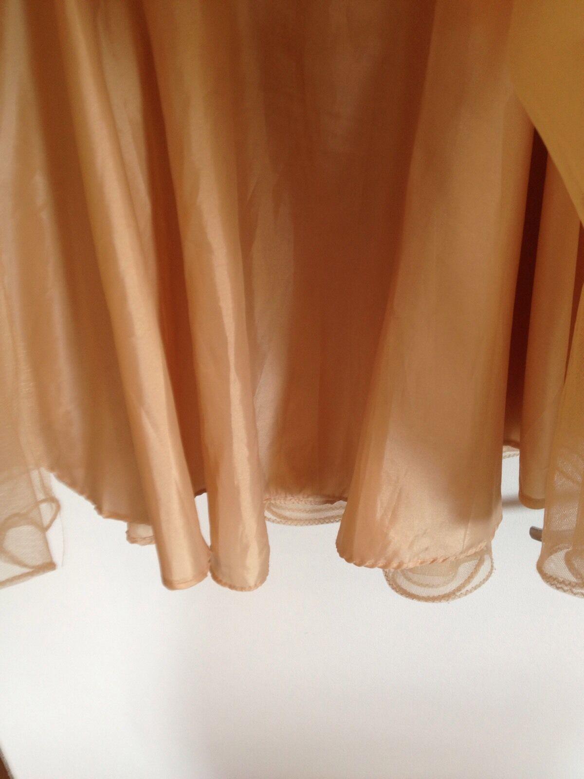 Donna Sherri Hill Nude Multi rivestite in in in tulle mini Abito Corsetto Gioiello-USA 6 cd9420