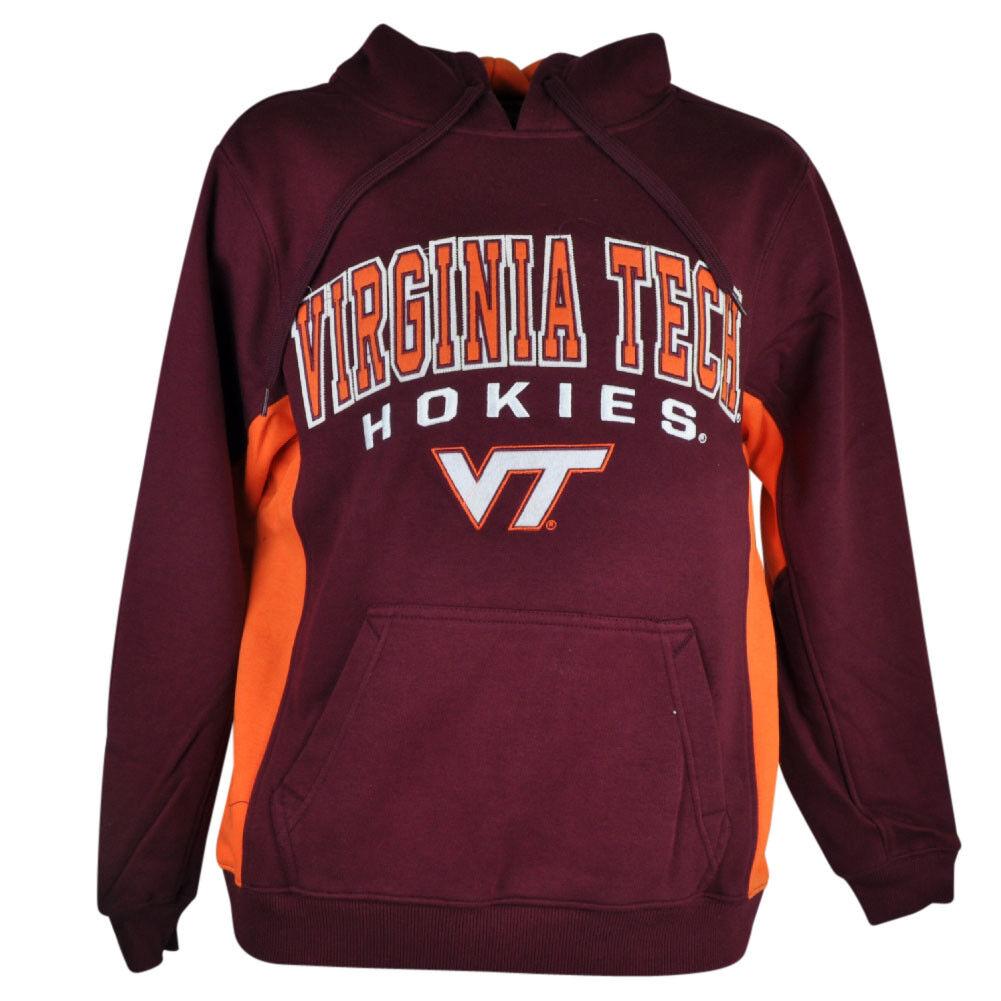 NCAA Virginia Tech Hokies Kapuze Pullover Kapuze Hokies Kolosseum Fu Herren Erwachsene Winter 4a5945