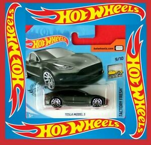 Hot-Wheels-2020-Tesla-Model-3-112-250-neu-amp-ovp