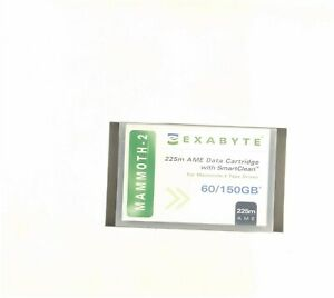 1-X-EXABYTE-225M-Tape-AME-Data-Cartridge-60-150GB-00558-Mammoth-2-NEW-sealed