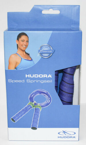 HUDORA Fitness Springseil Speed Sport ugellager mit ABEC 7