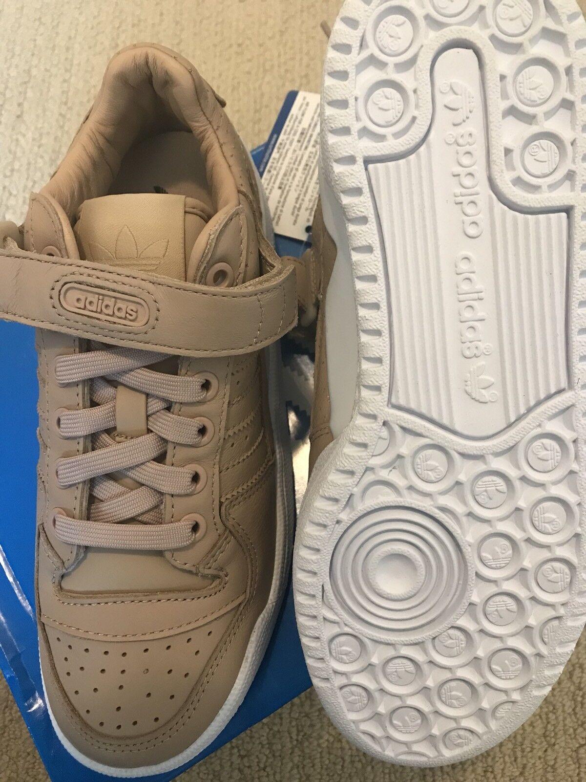 adidas forum niedrigen top - 120 trainer frauen sneaker msrp 120 - 7674bc