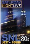 Saturday Night Live Lost and Found SNL in The 80 S 2008 DVD