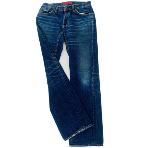 DDC Lab Mens Japanese Selvedge Jeans Sz 28 X 31  1