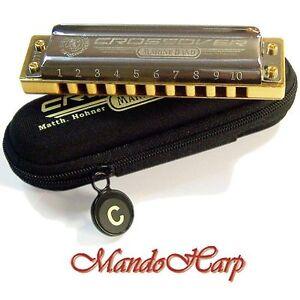 Hohner-Harmonica-2009-20-Marine-Band-Crossover-SELECT-KEY-NEW