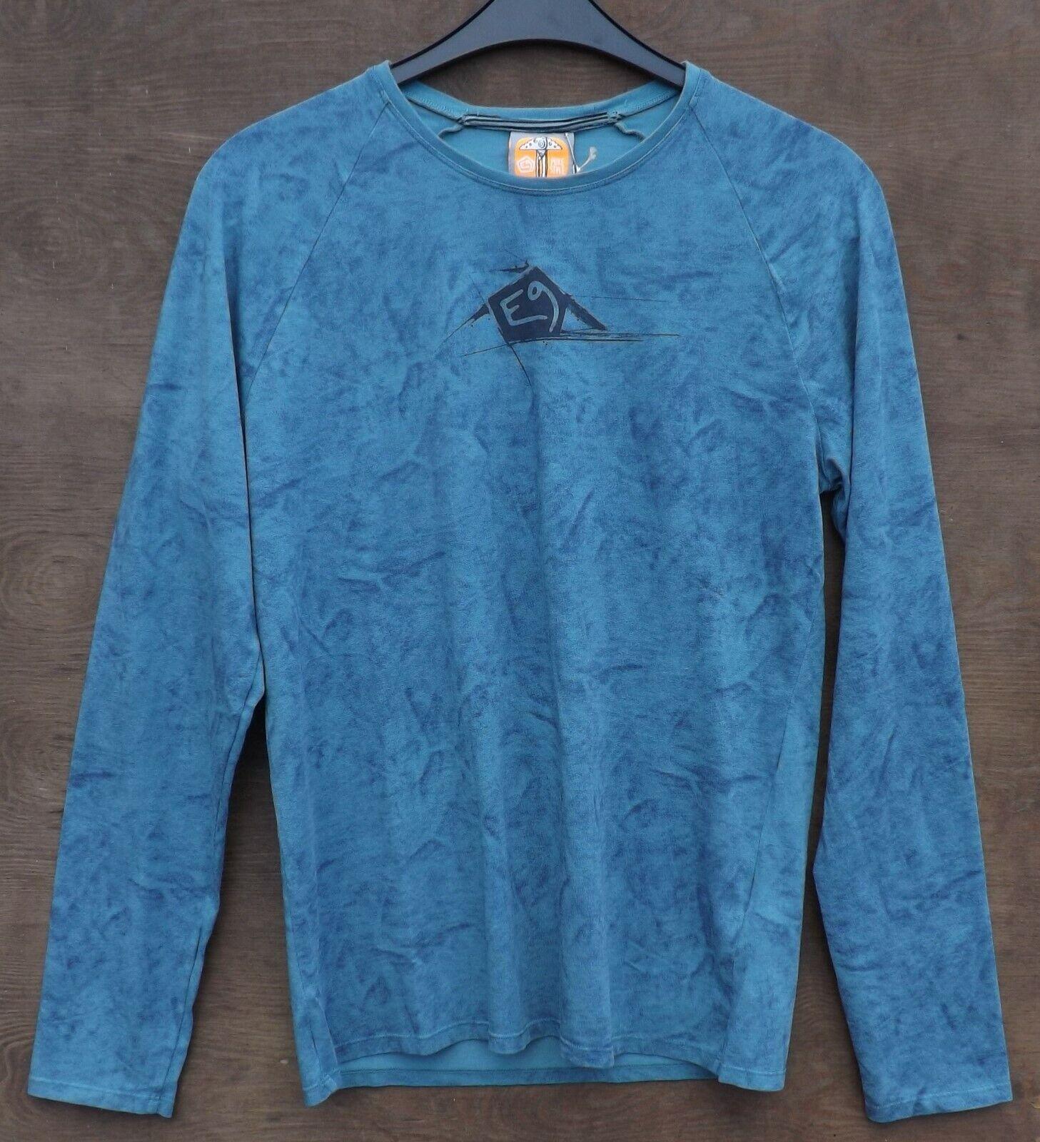 E9 Leo Longsleeve Tee  Men Long Sleeve Mens Shirt Dust  enjoy 50% off