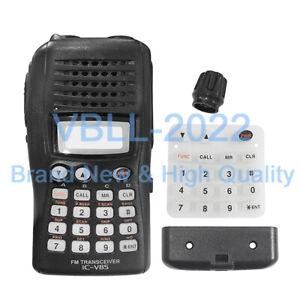 Black-Refurb-Housing-Case-Cover-Kit-W-OEM-Speaker-For-ICOM-IC-V85-Radio