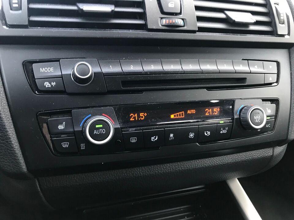 BMW 118d, 2,0 aut., Diesel