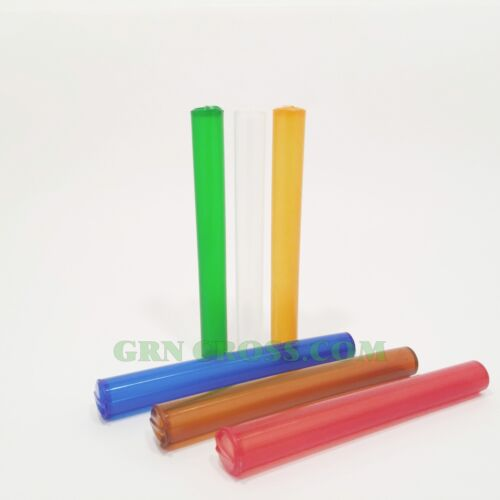 """100pcs PARTY J Tubes 6/"""" LONG 140mm Container  USA"""