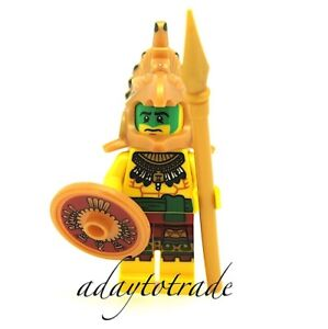 Lego-Collection-Mini-Figure-series-7-guerriers-Azteques-8831-2-COL098-R771