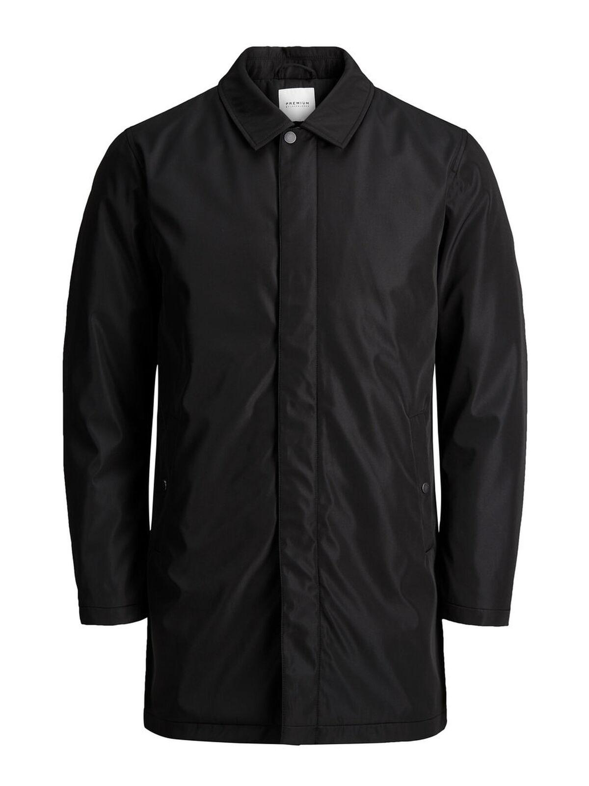 Mantel 12123311 Jack und Jones Premium-Mann Mantel Jacke wasserdichte Jacke