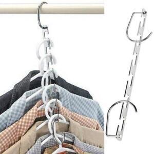 New-Space-Saver-Saving-Wonder-Metal-Magic-Hanger-Clothes-Closet-Organizer-Hook